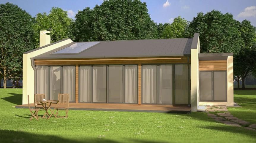 Plan kushta A122 veranda