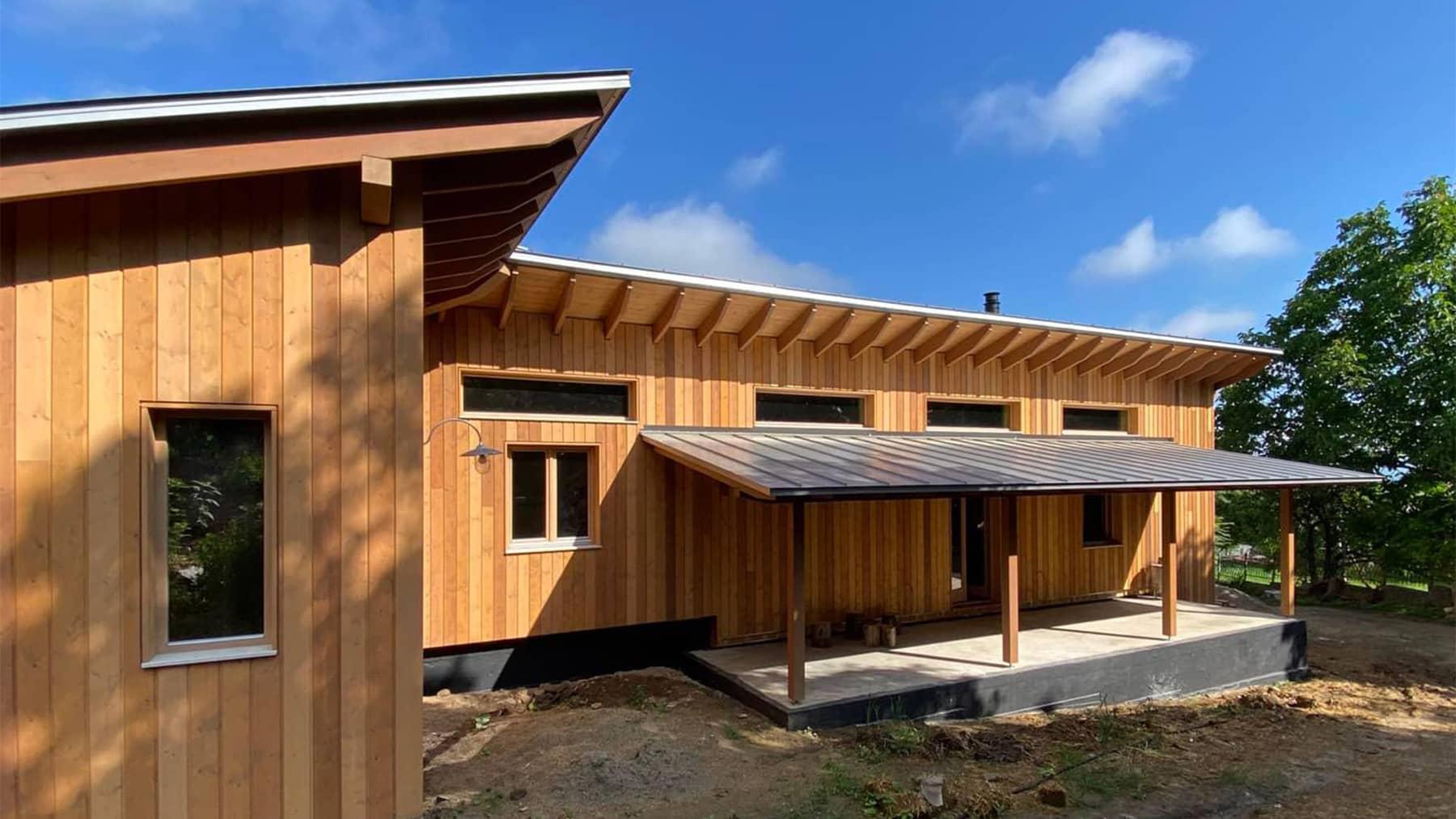 лясковец дървена къща